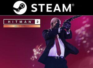 即日対応!【PC/STEAM版】HITMAN 2 ヒットマン2 ゴールドエディション 日本語対応