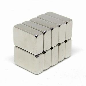 """""""ASF-А2"""" Мощный магнит Neodyium / 15 × 10 × 5 мм 10 шт / неодимовый магнит Роговой Купить"""