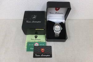 美品・トニーノ ランボルギーニ Tonino Lamborghini 腕時計 クロノグラフ クォーツ 値下げ