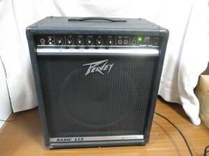 ★PEAVEY アンプ BASIC 112 ピーヴィー ベースギター アンプ ★