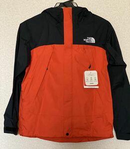 【未使用】THE NORTH FACE ドットショットジャケット 150㎝ キッズ レディース ノースフェイス マウンテンパーカー ナイロンジャケット