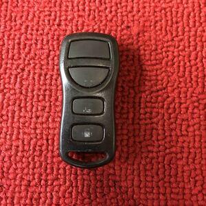 メーカー不明 キーレス 4ボタン 作動未チェック BB950