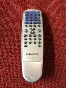 ケンウッド DVDプレイヤー リモコン RC-DV500 BB845