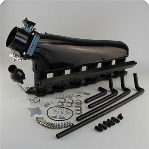 RB20DET 大容量 アルミサージタンクキット スロットルボディデリバリーパイプ付き! HCR32 C33 A31 エキマニ バンパー ミッション マフラー