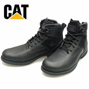 ★ CAT キャタピラー P722981 RAMBLE20 BLACK レースアップワークブーツ US 9 ★