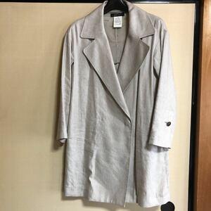 テーラードジャケット ロングコート