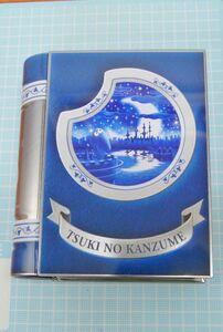 ☆ USED ◆ 森永 チョコボール キョロちゃん 月の缶詰 ()◆ ◎管理19I-D08