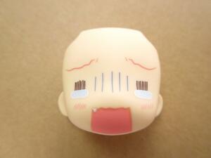 ★【パーツ/あばば顔】ねんどろいど 萌田薫子 948 こみっくがーるず ピンクアイ オビツ