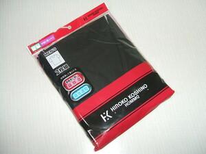 ラスト1点♪〓HIROKO KOSHINO HOMME〓半袖V首Tシャツ2枚組L〓吸放湿★吸水速乾〓未開封新品