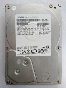 ★ジャンク品★日立 ハードディスク HDD HDE721010SLA330 /1TB /SATA300 /7200 rpm/3.5インチ★