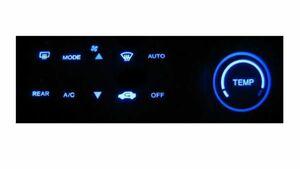 ステップワゴンRG1/2/3/4 エアコンLED照明1台分セット! ブルー