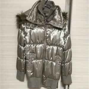 新品未使用 中綿ダウンジャケット コート