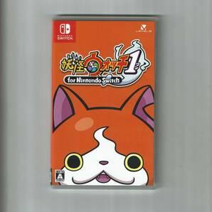 ★ 妖怪ウォッチ1 for Nintendo Switch 初代 妖怪ウォッチ スイッチ 版 美品