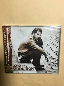 送料無料 ジェイムス・モリソン「SONG FOR YOU」国内盤 新品未開封