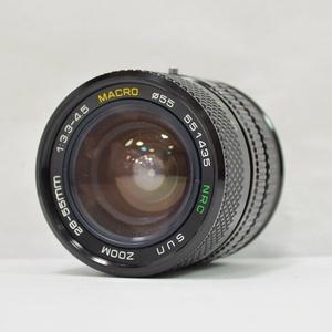 NRC sun zoom 28-55mm 1:3.3-4.5 macro マクロレンズ