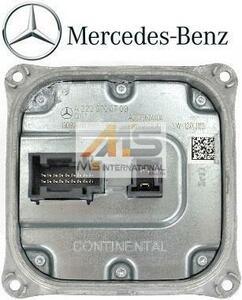 【M's】W218 X218 CLSクラス/W212 W207 Eクラス 純正品 ヘッドライトコントロールユニット//ベンツ ボルテージコンバーター 222-870-0789