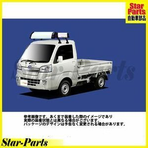 ルーフキャリア サンバートラック S500J S510J Kシリーズ TUFREQ 精興工業 タフレック