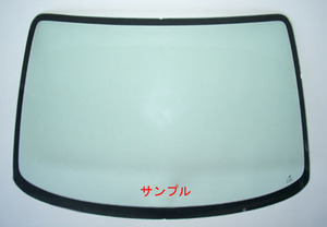 トヨタ 新品断熱UVフロントガラス タウンエースノア CR40G/CR41V/CR42V CR50G CR51V CR52V KR41V KY42V KR52V グリーン/ボカシ無