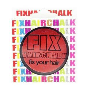 新品 送料無料 フィックス FIX ヘアチョーク ヘアーチョーク 1日 1day ヘアカラー サンライズ(SUNRISE) レッド 赤