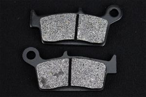 CRM250AR XR250リアブレーキパッド XLR250R XR400モタード CR80R CR125R CR85R XR300R CR500R XR600R XR650L NISSIN