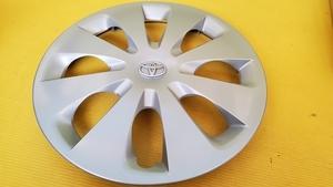 トヨタ純正 15インチ ホイールキャップ 42602-52540 アクア S127001
