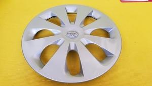トヨタ純正 15インチ ホイールキャップ 42602-52540 アクア S127003