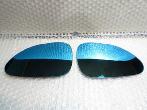 Porsche 911(991)/ latter term wide mirror / blue lens [Euro Gear] new goods /PORSCHE/