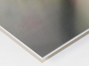 アルミ板 A5052 生地 板厚0.8mm 285mm × 285mm 1枚
