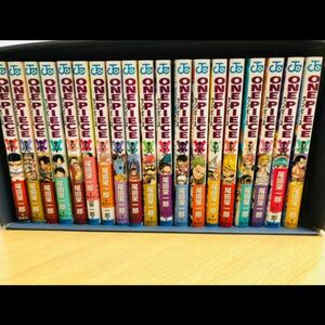 ONE PIECE ワンピース57から75巻