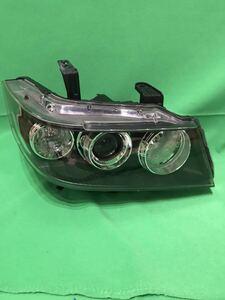 ホンダ ゼスト スパーク JE1JE2 右ヘッドライト HIDタイプ ユニットのみ ガリ傷とクリア剥がれがあります コイト 100-22911 個人宅配送不可