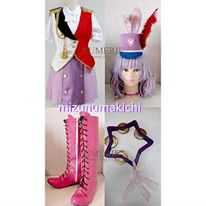 ディズニー/ステラルー(マーチングバンド)◆ハンドメイドのみコスプレ衣装帽子付き ブーツ追加の商品画像