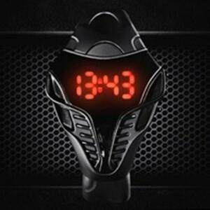 Favolook メンズ 防水 スポーツ ウォッチ 男性 LEDデジタル時計 腕時計 時計 S183