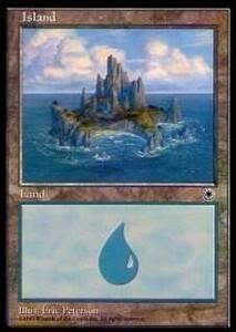 019208-002 P1/POR 基本土地 島/Island(2) 英1枚