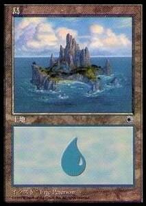 019208-008 P1/POR 基本土地 島/Island(2) 日1枚