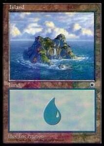 019209-002 P1/POR 基本土地 島/Island(3) 英1枚