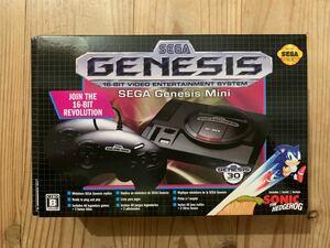 新品未使用 sega genesis mini セガジェネシスミニ 国内正規品