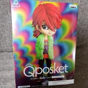 「ノーマルカラー」 Qposket hide フィギュア X JAPAN