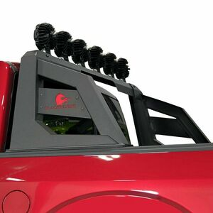 * rare * black hose off-road armor - roll bar kit RB-AR1B silvered Tundra Sierra F150 Ram truck new goods unused