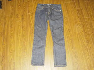 【GAP】ギャップ 長ズボン 紺 デニム ジーンズ 140cm パンツ 10歳 スキニー パンツ(新品同様)