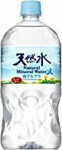 【一部地区送料無料】サントリー 天然水【南アルプス】 1Lペットボトル×12本入×(2ケース)