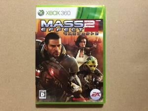 Mass Effect 2【Xbox360】【未開封】 マスエフェクト エックスボックス