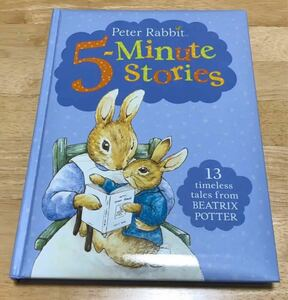 """Peter Rabbit """"5-Minute Stories"""" ピーターラビット"""