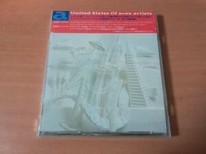 CD「United States Of avex artists」邦楽英語カバー 浜崎あゆみ ELT 相川七瀬DA PUMP●