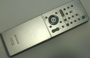 (( free shipping ))SONY AUDIO SYSTEM Home system remote control RM-SP320J * operation OK
