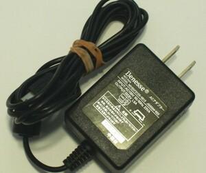 (( free shipping )) Benesse AC ADAPTER GCF312S-0515 JGS024-022 DC5V 1.5A USB * operation OK