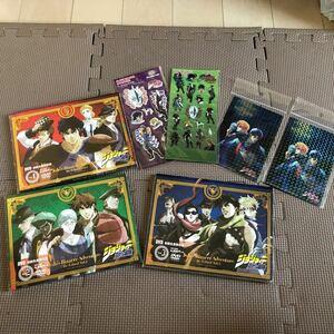 【初回生産限定版】ジョジョの奇妙な冒険 DVD&シール4枚