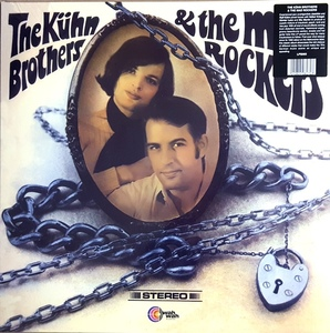The Kuhn Brothers & The Mad Rockers 500枚限定アナログ・レコード