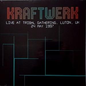 Kraftwerk Live At Tribal Gathering, Luton, UK 24 May 1997アナログ・レコード