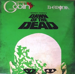 Claudio Simonetti's Goblin DAWN OF THE DEAD: Limited Deluxe Edition199個限定2CD+アナログ・レコード+グッズ
