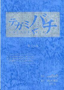 E21100AR script tegami chopsticks [ no. 13 story ]